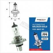 Лампа головного света H4 (HB2) 12V 60/55W AB0012 Avantech
