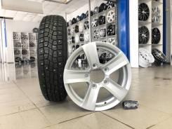 Ниагара 5x139.7 + Pirelli ice 185/75 r16 #1054