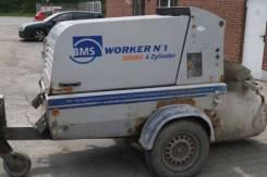BMS. Растворонасос Worker №1 sigma