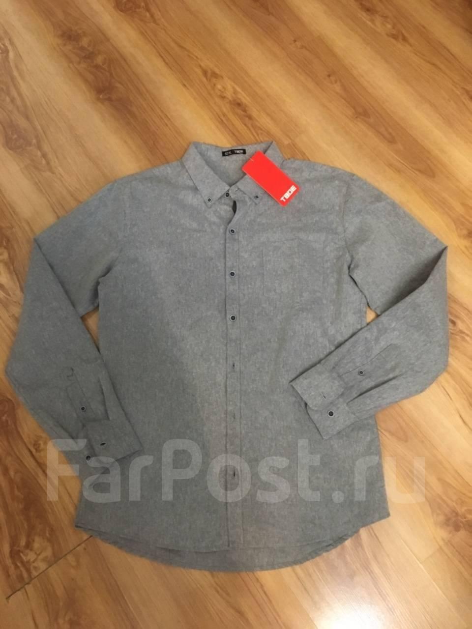 7e19b595200 Рубашки и сорочки мужские Размер  52 размера - купить во Владивостоке.  Цены! Фото.
