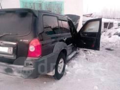 Дверь багажника. Hyundai Terracan, HP D4BH, G4CU, G6CU, J3