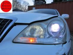 Фара левая Toyota Crown Majesta UZS186 187