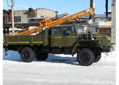 Стройдормаш БКМ-515А. Бурильно-крановая машина БКМ-515А, 11 150куб. см., 2 000кг.