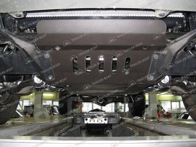 Купить защита радиатора Toyota Hilux 2011-/Fortuner 2008- в