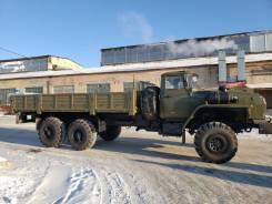 Урал 4320. борт металлический длиннобазовый бортовой контейнеровоз, 6x6