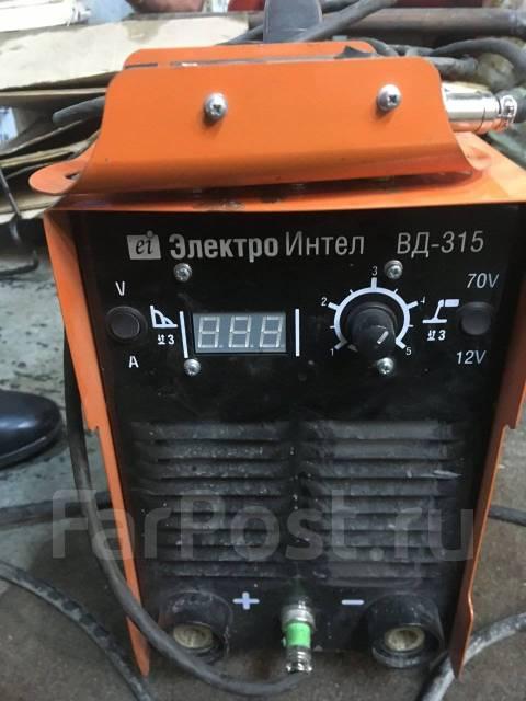 Аппарат сварочный вд 315 генератор бензиновый работает рывками