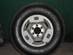 Продам колесо Yokohama Guardex 265/70R15+диск литой