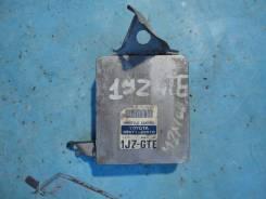 Блок управления дроссельной заслонкой. Toyota Mark II, JZX100 Toyota Cresta, JZX100 Toyota Chaser, JZX100 Двигатель 1JZGTE