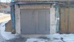 Гаражи кооперативные. улица Вилкова 18, р-н Чуркин, 40,0кв.м., электричество, подвал. Вид снаружи
