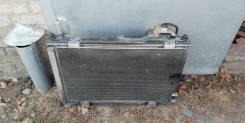 Радиатор охлаждения двигателя. Toyota Crown, GRS183 Двигатель 3GRFSE