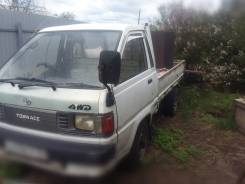 Toyota Town Ace. Toyota town Ace, 2 200 куб. см., 1 250 кг., 4x4