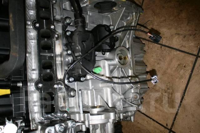 Двигатель M8DA M8DB Ford Ecoboost 1.5