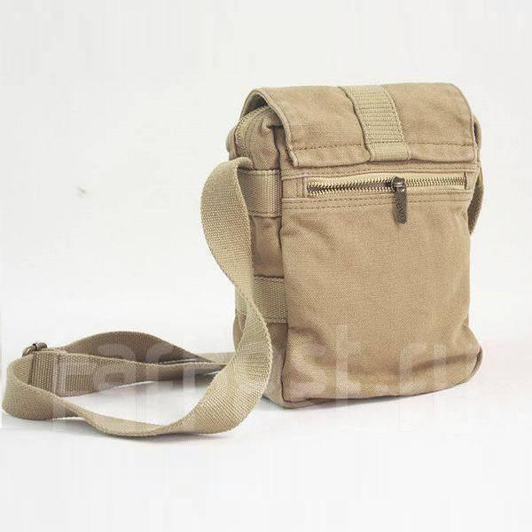 a28951111148 Мужская текстильная сумка Levi's через плечо, цвет песочный ...