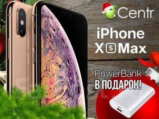 Apple iPhone Xs Max. Новый, 64 Гб, Золотой, Серебристый, Черный, 3G, 4G LTE, Защищенный, NFC