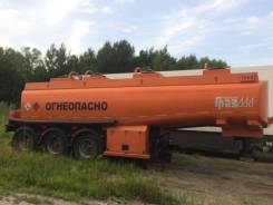ГРАЗ. Полуприцеп бензовоз Граз 2010г, 25 000кг.