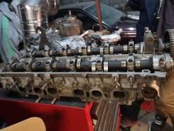 Головка блока цилиндров. Toyota Aristo, JZS161 Toyota Supra, JZA80 Двигатель 2JZGTE