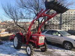 Yanmar. Трактор с КУНом 4WD 31л. с. YM3110D, 31 л.с.