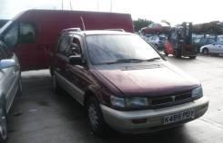 Mitsubishi Space Wagon. 4G63 4G64