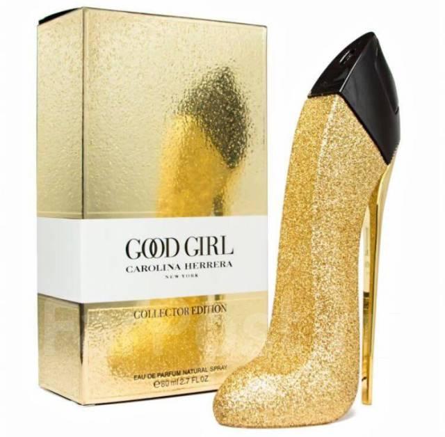 Carolina Herrera Good Girl Gold 100ml парфюмерия в артеме