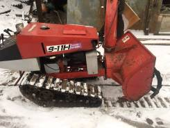 Yanase. Снегоуборочная машина