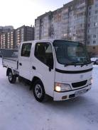 Toyota Dyna. Продаётся грузовик 4вд , 2 500куб. см., 1 500кг., 4x4