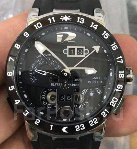 833f5009 Мужские супер стильные наручные часы Ulysse Nardin - Аксессуары и ...