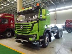 Dayun. Truck шасси 6*4 СПГ / LNG жидкий метан, 11 596куб. см., 25 000кг., 6x4. Под заказ