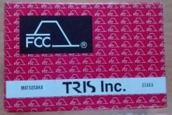 Щетки угольные для стартера FCC JNDSX-36 (7x16x16)