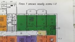 3-комнатная, улица Розинская 33а. Новострой, дом в 5 этажей, полностью построен!!! Междуречье, рядом Жд вокзал и Автовокзал, частное лицо, 64кв.м. П...