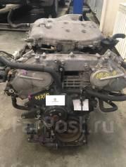 Двигатель в сборе. Infiniti G35, V35 Infiniti FX35, S50 Infiniti M35, Y50 Nissan Stagea, PNM35 Nissan Fuga, PNY50 Двигатель VQ35DE