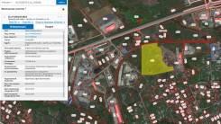 Аренда земельного участка в г. Артем. План (чертёж, схема) участка