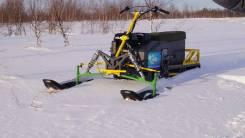 Снегоход АМС Venture-15, 2018. исправен, без птс, без пробега