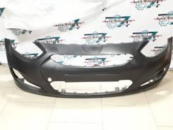 Бампер Hyundai Solaris / Accent 10-14