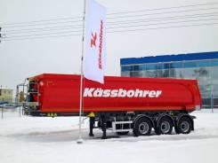 Kassbohrer. DL - полуприцеп самосвальный новый, 2019г. в.