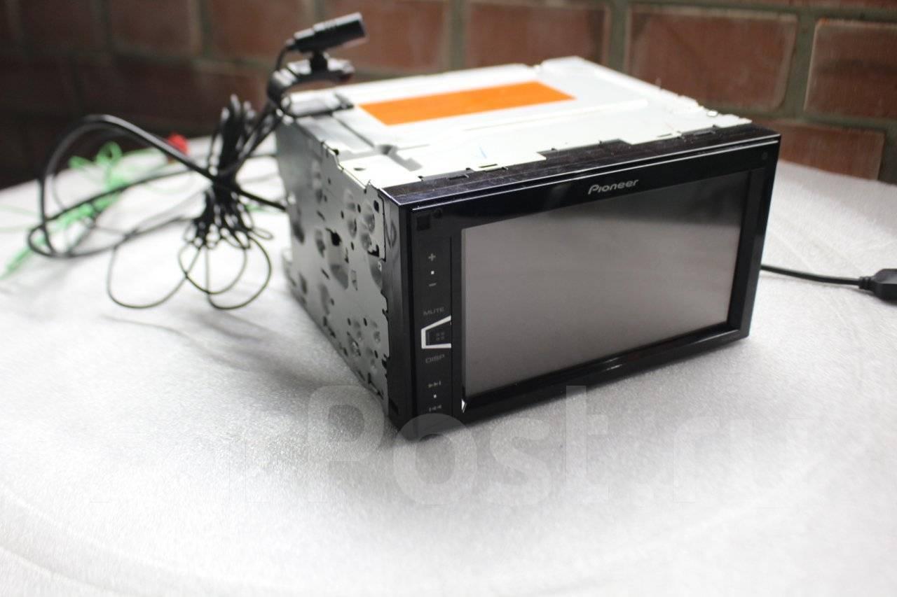 Pioneer 2 Din Avh P3100dvd Bluetooth