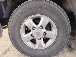 "Продам колеса на TLC 100. 8.0x16"" 5x150.00 ЦО 100,1мм."