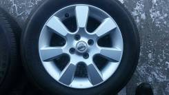 """Nissan. 5.5x15"""", ET40, ЦО 60,0мм."""