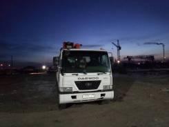 Daewoo Novus. Продам грузовой манипулятор , 6 000куб. см., 7 000кг., 20,00м.