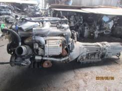 Двигатель в сборе. Nissan: Skyline, Laurel, Fairlady Z, Ambulance, Elgrand, Cefiro Двигатель RB20DET