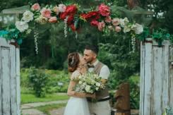 Профессиональная свадебная фотосъемка. Фотографирую душевные свадьбы