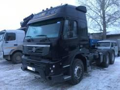Volvo. Тягач FMX 6x4, 2013 г. отл. сост, 12 000куб. см., 25 000кг., 6x4