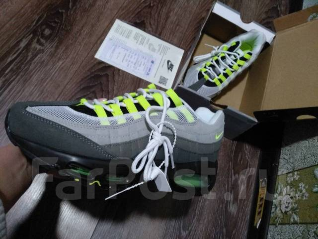 9bbdf83d1822 Продам кроссовки Nike Air Max 95 - Обувь во Владивостоке