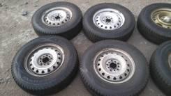 "Комплект зимних колес. 5.5x14"" 5x100.00, 5x114.30 ET45 ЦО 67,1мм."