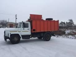 САЗ. Продается мусоровоз 2017 год, 4 433куб. см.