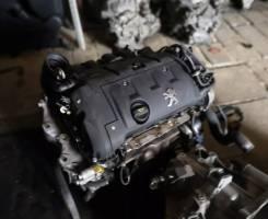 Двигатель EP6 PEUGEOT 1,6VTI 206 207 308 2007-11 PETROL