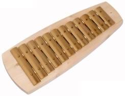 Металлофон открытый диатонический 12 нот, KAD-012