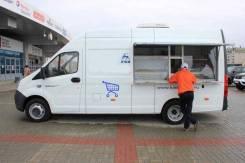 ГАЗ ГАЗель Next. Автолавка ГАЗель Next A31R32, 2 776куб. см., 1 500кг., 4x2. Под заказ