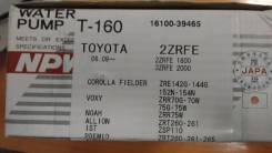 Помпа водяная. Toyota: Premio, Allion, ist, Vios, Corolla Axio, Voxy, Avensis, RAV4, Scion, Noah, Corolla, Yaris, Wish, Auris, Matrix, Corolla Fielder...