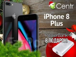 Apple iPhone 8 Plus. Новый, 256 Гб и больше, Золотой, Серый, Черный, 3G, 4G LTE, Защищенный, NFC