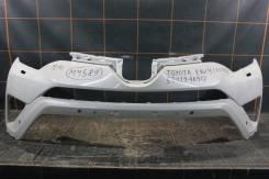 Бампер передний - Toyota RAV 4 (2015-н. в. )